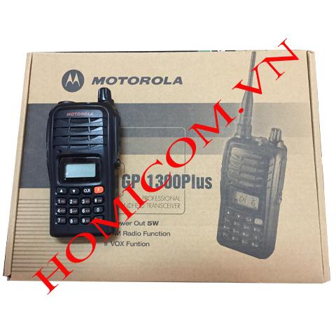 BỘ ĐÀM MOTOROLA GP1300 PLUS