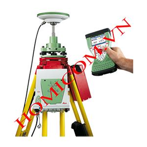 MÁY GPS LEICA RTK GNSS GS10
