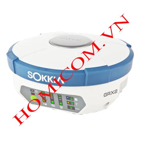 MÁY GPS 2 TẦN RTK SOKKIA GRX2 GNSS
